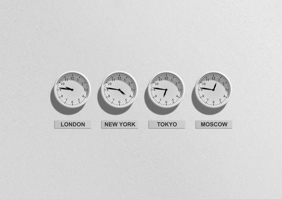 time change and jet lag