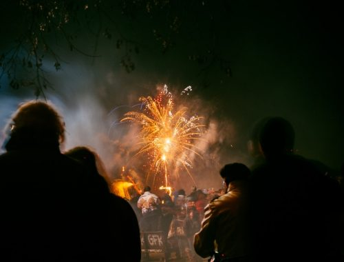 Tips for Watching Fireworks with the Family