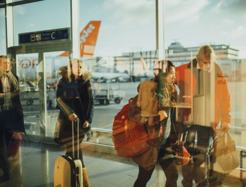 How to Navigate Airport Security with Children