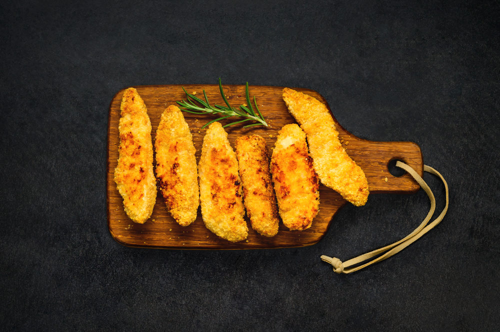 Healthy Chicken Fingers