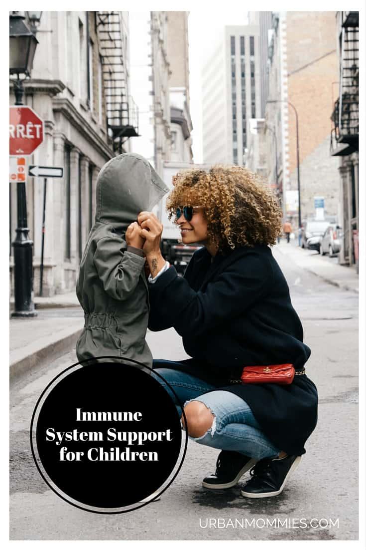 Immune system support for children
