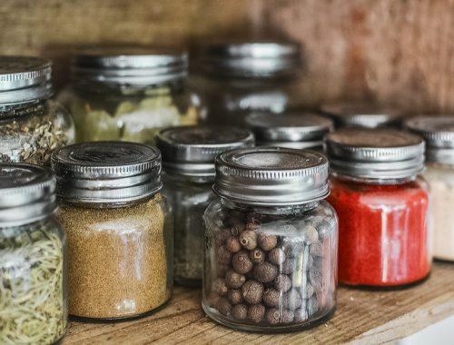 Healthy basics to keep stocked in your pantry