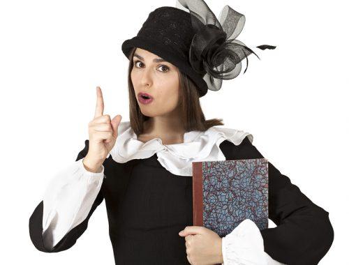 Nanny Mary Poppins Responsibilities