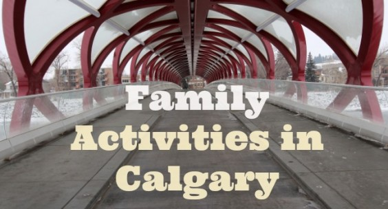 Family Activities in Calgary