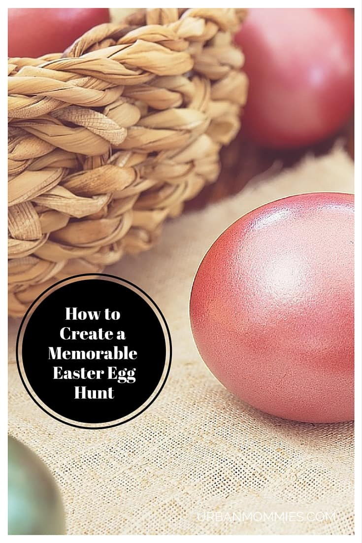 How to create a memorable Easter Egg Hunt (1)