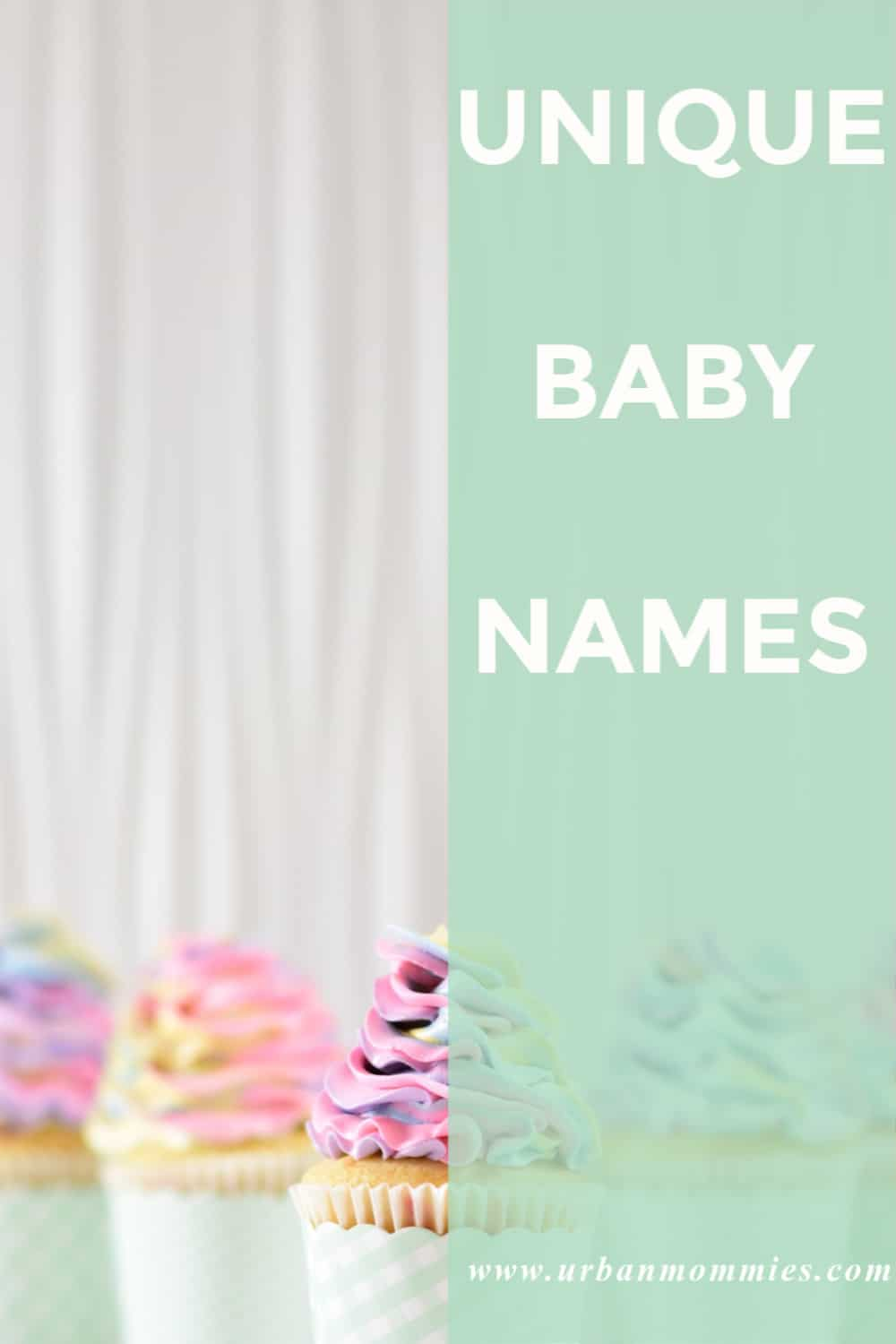 Baby Names that are Unique