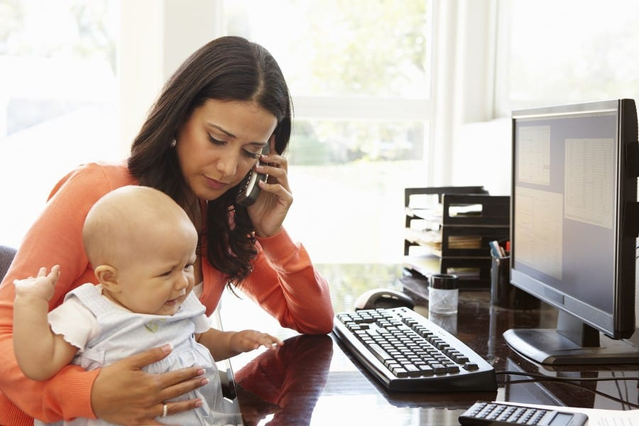 helpful tips for working moms