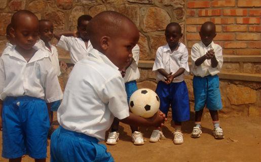 Liberia Health Soccer