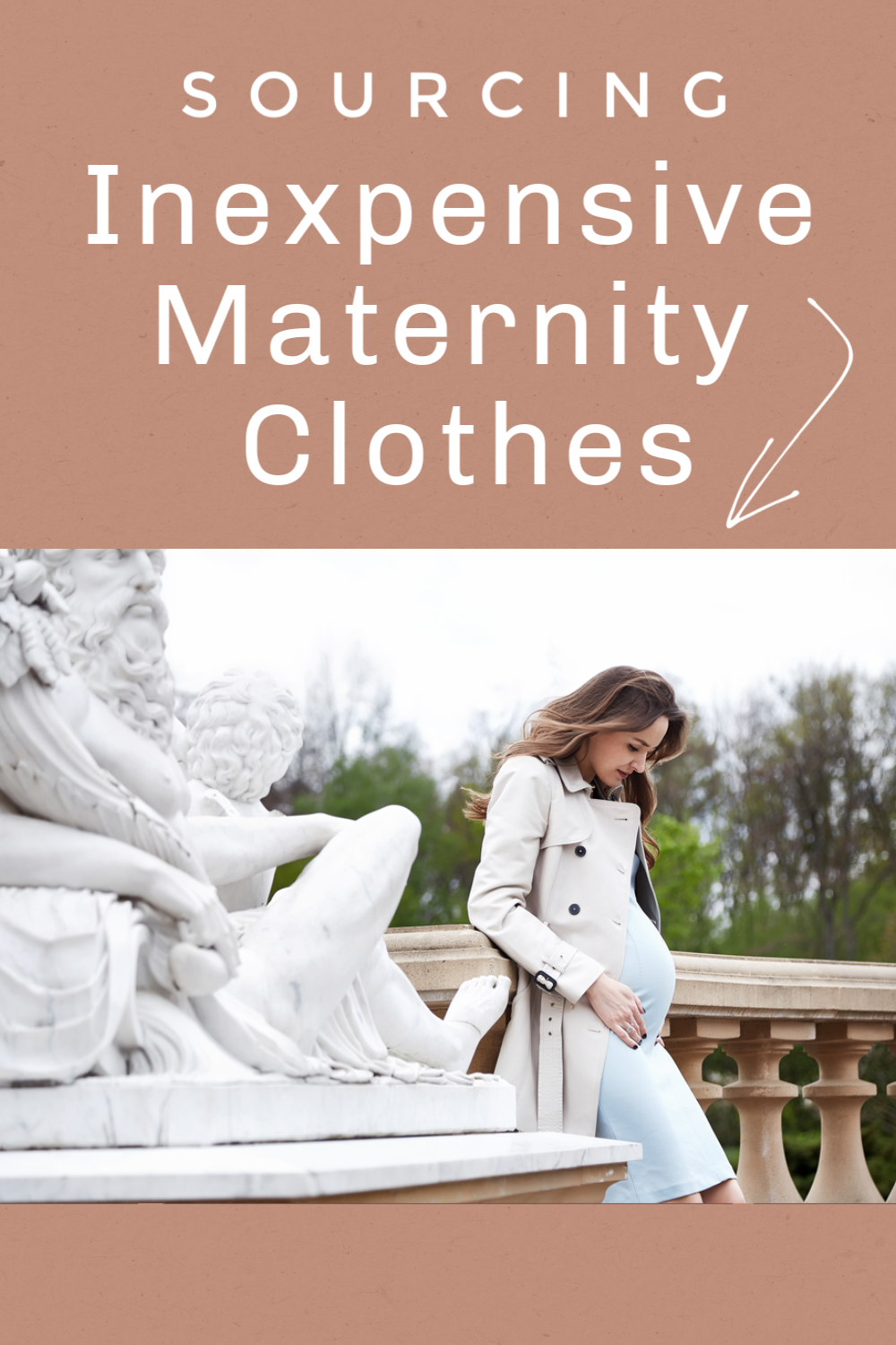Sourcing Inexpensive Maternity Clothes