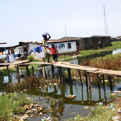 Housing Bridge Liberia