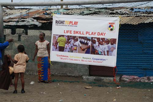 liberia playday