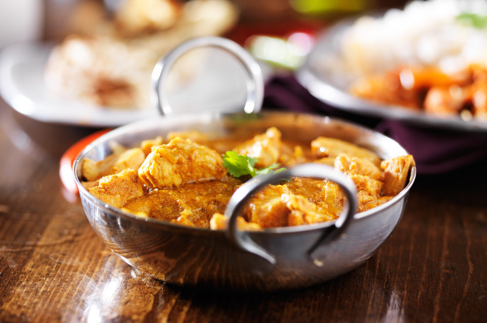 Easy Fragrant Chicken Curry