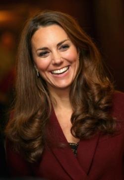 Kate Middleton Princess Cruises