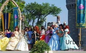 11 Disney Princesses
