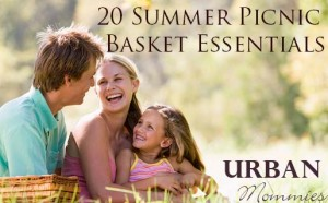 20 Picnic Basket Essentials