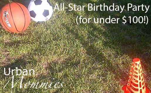 All-Star Birthday Party