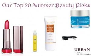 Top Summer Beauty Picks