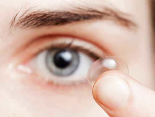 It's time for Contact Lenses