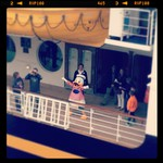 Disney Wonder Sendoff
