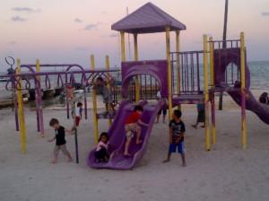 Ambergris Caye Playground