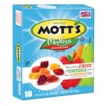 Motts Fruitsations + Veggies