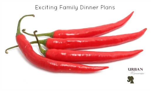exciting family dinner plans