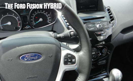 Ford Fusion Hybrid Test