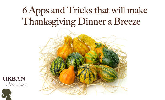 Thanksgiving iPad Apps