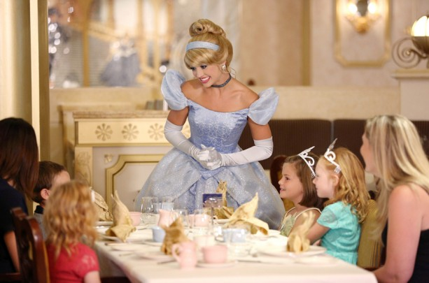 Brunch with Princesses