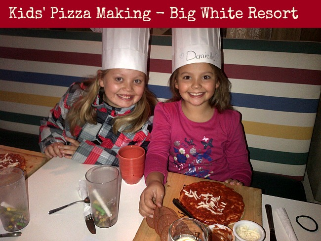 Kids Pizza Making Bullwheel