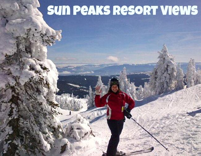 Sun Peaks Resort Views