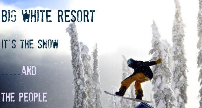 Big White Resort