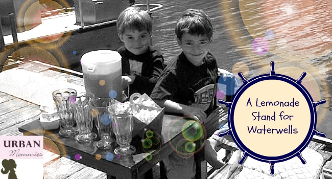 Waterwell Lemonade Stand