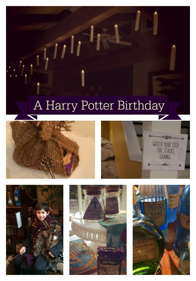A Harry Potter Birthday