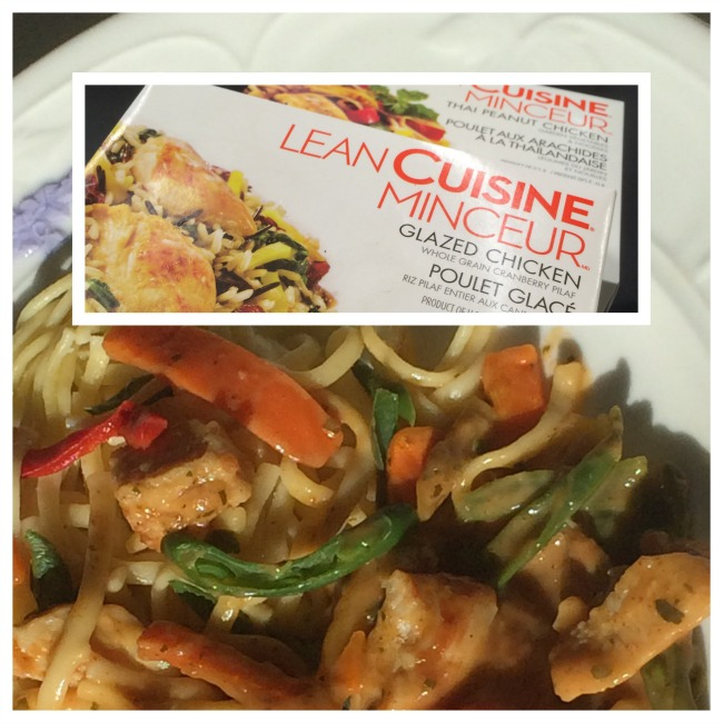 Lean Cuisine Thai Chicken