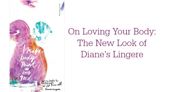New Look of Dianes Lingere