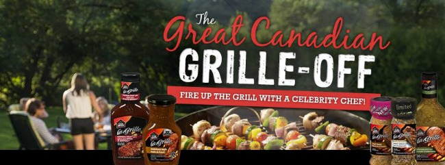 Great Canadian Grille-Off