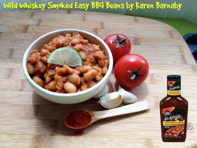 Karen Barnaby BBQ Beans