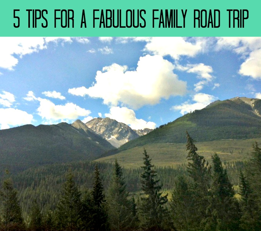 Urban Mommies Five Tips for a Fabulous Family Road Trip