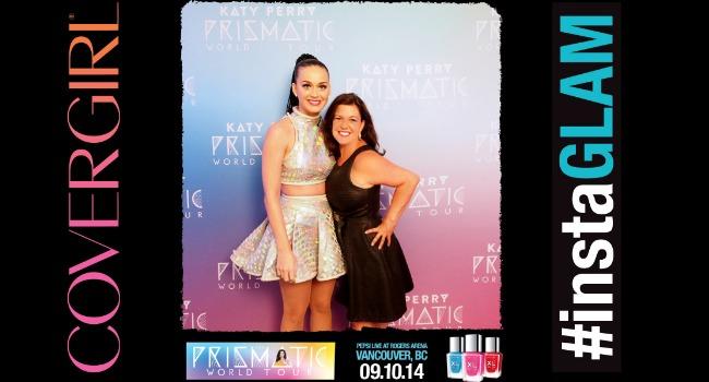 Jill Amery Katy Perry