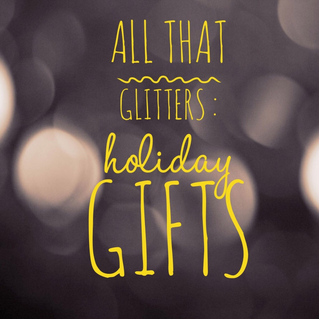 Gold Hostess Gifts for the Holidays