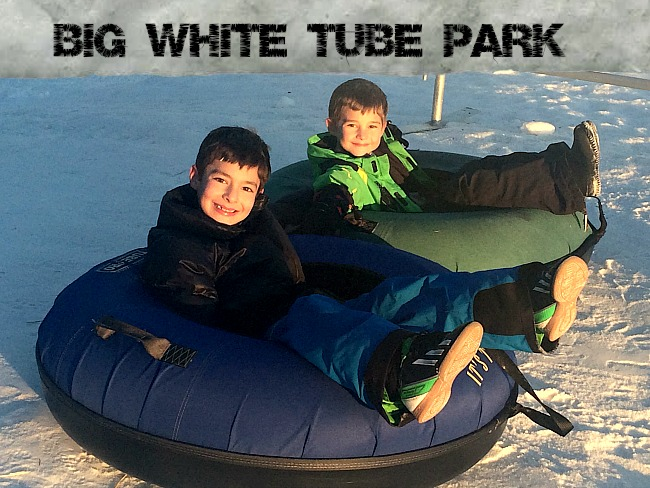 Big White Tube Park