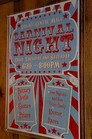 Carnival Night Big White