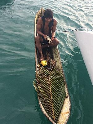 Dugout Canoe Lobster Panama