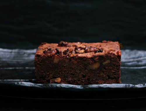 flourless sugar free brownies