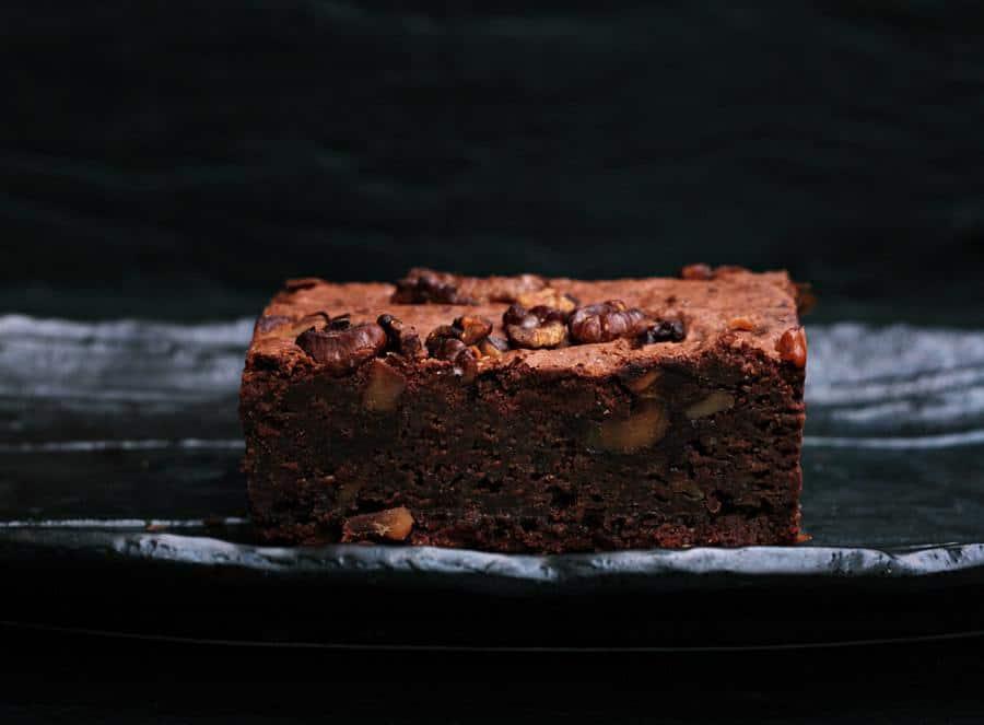 flourless sugar free brownies