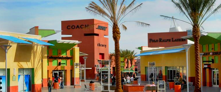 North Las Vegas outlet mall