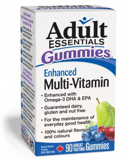 Adult Essentials Gummies