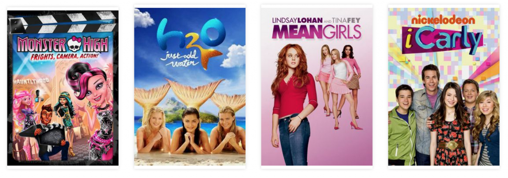 Shows for Tweens Netflix