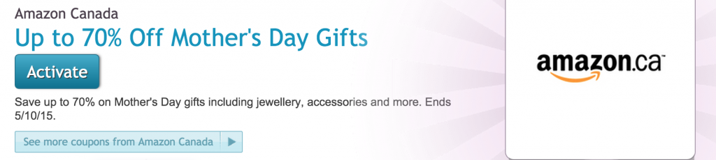 Mothers Day Gift Deals